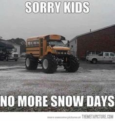 NEWS FLASH! Shipment arrived to Gwinnett County Schools just minutes ago.... #snowday #schoolsbackon #backtoschool #frozen #funnysigns