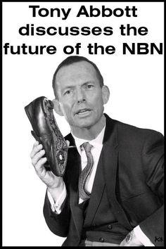 #auspol #ausvotes #NBN #broadband #fraudband