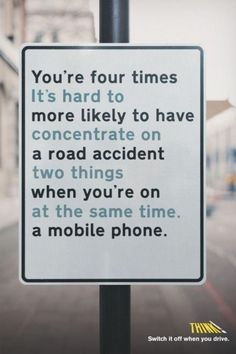Image result for no mobile phone while driving