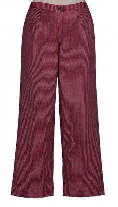 Striped Pocket Pants