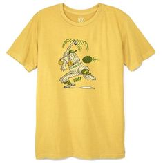 Ebbets.com sells an authentic Hawaii Islanders 1961 T-Shirt. 100% cotton T-Shirt, made in the USA.