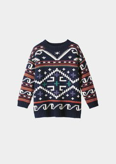 WASBISTER SWEATER | TOAST