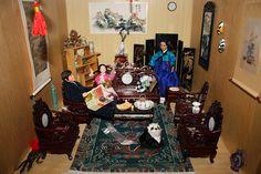 Asian living room   Flickr - Photo Sharing!