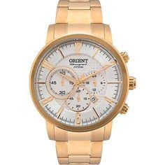 [BONITOMOB]Relógio Masculino Orient Analógico Casual Mgssc006 S2kx - R$369,59