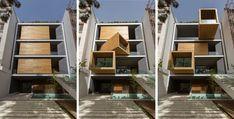 Hogar con habitaciones rotativas