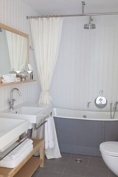 Shaker Chic - Bathroom Ideas - Tiles, Furniture & Accessories (houseandgarden.co.uk)