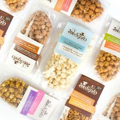 Stocking fillers: Joe and Seph's Gourmet Popcorn