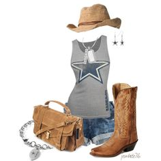 Go BOYS!, created by jewhite76 on Polyvore