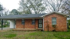 3 Bedroom, 2 Bath Brick Home Features: Approx. 1300 sq ft; Central heating and AC; Sun Room; Privacy Fenced Back Yard; Attached Carport. Ridgely Auction & Realty Asset Liquidation Specialists Darrell Ridgely, Auctioneer/Real Estate Broker TN Firm # 4804 in Brownsville TN