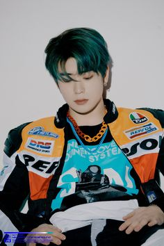 NCT 127 Jaehyun - The Final Round [Punch] Comeback Album Teaser Image Player Ver.