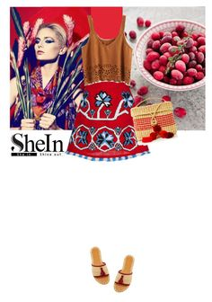 """colors"" by saramoreira ❤ liked on Polyvore featuring March11 and Carrie Forbes"
