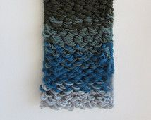 Woven Wall Hanging, Ombre