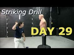 Beating the Crap out of Bob! Day 29 - Kali Arnis Escrima Stick Fighting