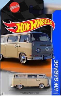 I think my dad's best friend used to come camping with us in one of these. Vw Camper, Vw Bus, Volkswagen, Custom Hot Wheels, Hot Wheels Cars, Vw Vintage, Vintage Toys, Matchbox Cars, Redline