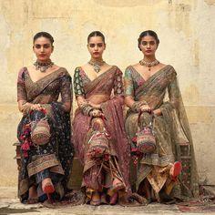 Sabyasachi's Latest Saree Collection [2019] Will Stun You!