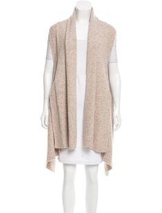 ead8ecbb37f Asymmetrical Tweed Vest w  Tags