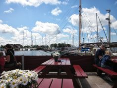 Fiskehuset, Ringkøbing, Denmark You can eat nice fish dishes here with a nice view :-)  http://www.fiskehuset.biz/