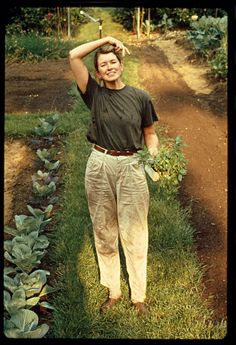 The Best Throwback Photos of Martha Stewart - martha gardener Source by malcorris -