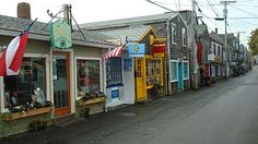 Bearskin Neck, Rockport, MA