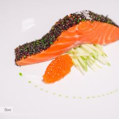 Ocean Trout by jasonwaltman IFTTT 500px trout Australia Sydney Tetsuya's beautiful celery close-up colorful crust cuisine deli