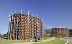 By: Woods Bagot + RPA Architects, Part of James Cook University (JCU), the Cairns Institute is a brand new tropical research center with architecture by Woods Bagot...