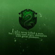 Oh, the cleverness of me!<<PETER PAN WOULD HAVE BEEN A SLYTHERIN. THAT EXPLAINS ALOT.