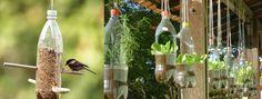 #DIY: Comedero para pájaros y Meceteros