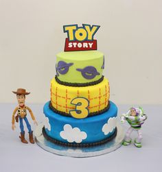 For Olivia's Toy Story party - Pizza Planet for lunch, photo booth