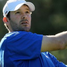 Ex-Dallas Cowboys QB Tony Romo is making a charge for the U.S. Open Championship