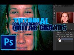 Aprende a quitar esos molestos granos de la cara con Adobe Photoshop CS6 ;)