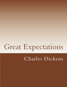 x w/Glossy Cover Finish) Great Expectations (The Greats) (Volume by Charles Dic. Great Books, Big Books, Charles Dickens Books, Great Expectations, Classic Books, The Fosters, Amazon, Reading, School
