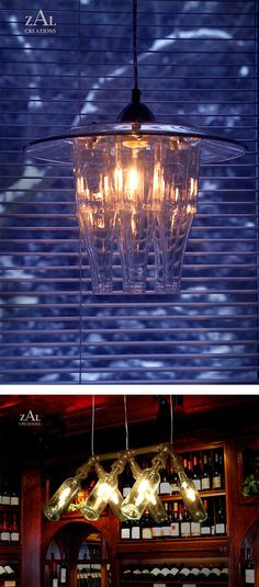 Recycled Lighting Fixtures