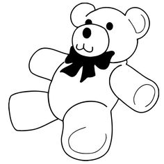 Add excitement to your wall decor with this vinyl wall decal. This easy-to-apply decal features a teddy bear. Easy to apply Instructions included Includes: One wall decal Materials: Vinyl Color: G Coloring For Kids, Coloring Books, Bear Stencil, Teddy Bear Coloring Pages, Design Art Drawing, Needle Felting Tutorials, Xmas Stockings, Christmas Coloring Pages, Painting For Kids