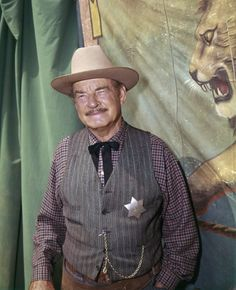 Ray Teal - character actor