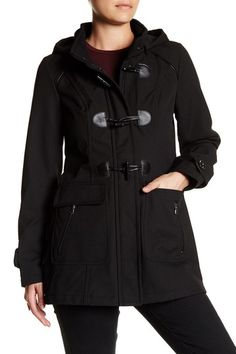 Toggle Softshell Coat by Sebby on @nordstrom_rack