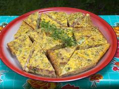 Pai med skinke og bacon i langpanne Guacamole, Food And Drink, Mexican, Ethnic Recipes, Bacon, Pai, Pork Belly, Mexicans