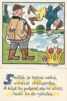 Kalamajka – Sedlák je šelma velká, 1913