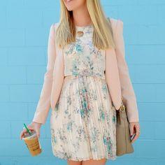 6e0cb84510b789 LC Lauren Conrad Popover Pleated Dress - Women s