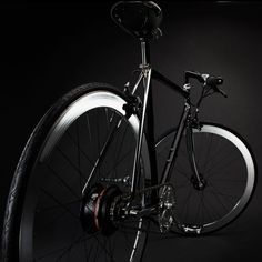 Infinitely Vairable Multi-Speed Bicycle by Chappelli
