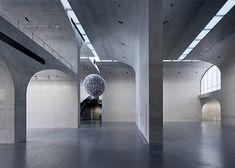Atelier Deshaus Long Museum (West Bund) Location:Longteng Avenue, Xuhui District, Shanghai Floor Area:33007sqm Design:2011.11 - 2014.3 Completion:2014.3