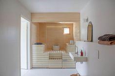 pieni sauna - Google-haku Alcove, Bathtub, Mirror, Furniture, Home Decor, Decoration, Google, Tips, Standing Bath