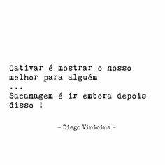 E como acontece isso... #regram @escritordiegovinicius  Adooooro!  #frases #amor #relacionamentos #pessoas #diegovinicius #citações