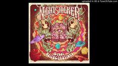 Nightstalker - Great Hallucinations (New Full Album) A pioneering act in the Greek stoner rock scene with their debut EP 'SideFX', released back in Nig. Stoner Rock, Black Clouds, Great Bands, Rock Music, Rock N Roll, Scene, Album, Artist, Painting