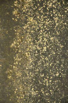 Golden Speckles - Wall Mural & Photo Wallpaper - Photowall