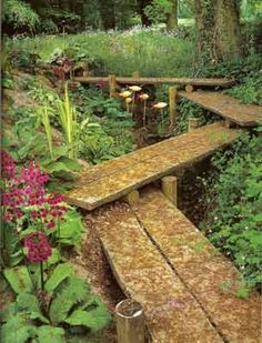 Japanese Landscaping: Art, Philosophy, Symbology, Serenity and Beauty- just a few key elements here and there can alter an ordinary garden to a zen garden.