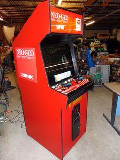 NEO GEO MVS 161 IN 1  ARCADE GAME