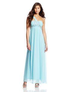 Hailey Logan by Adrianna Papell Women's One Should Long Chiffon Dress with Beaded Trim, Sky, 1 Hailey Logan by Adrianna Papell,http://www.amazon.com/dp/B00HW06JRE/ref=cm_sw_r_pi_dp_NuCvtb0R0ECXB6WQ