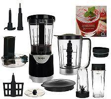 Amazon.com: Ninja Kitchen System Pulse 48oz Blender w/ Slicer: Kitchen & Dining