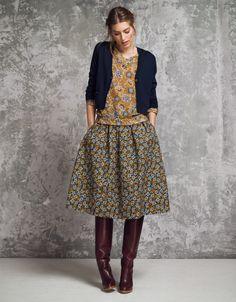 Blouse Bamba--fabric of prettiness