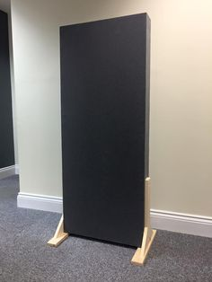 Floor standing Acoustic Panel / Bass Trap by CM Acoustics